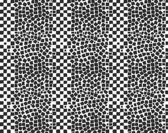 1/2 yard Chips in White Kaffe Fassett  fabric -  BM073