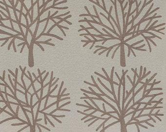 1/2 yard Ghastlie Ghastly Ghastly Forest  Dusk Blue 7160M from Alexander Henry Fabrics