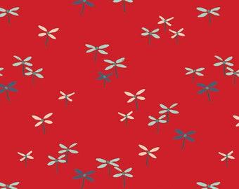 1 yard Everlasting, Flutter Buds  86554 from Art Gallery Fabrics designed by Sharon Holland