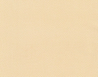 1/2 Yard Timeless Treasures Spin Basics C5300 in Pearl