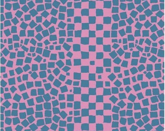 Chips in Fog fabric designed by Brandon Mably BM073 for Kaffe Fassett - Sold in 1/2 yard increments