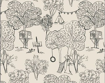 Lilliput, Fort Imagination 56708 from Art Gallery fabrics designed by Sharon Holland - Sold in 1/2 yard increments