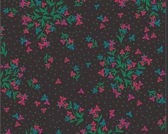 1/2 Yard Art Gallery Fabrics Flower Society, Wild At Heart 99112 designed by AGF Studiios