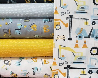 Fabric Bundle Dear Stella Raise the Roof - 7 prints - Pick your cut