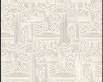 Art Gallery Soften the Volume, Moment of Zen 11600 designed by AGF Studio - Sold in 1/2 Yard Increments