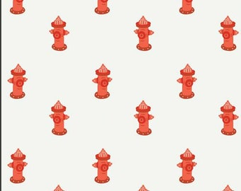 Oh Woof, Potty Break 68685 from Art Gallery fabrics designed by Jessica Swift - Sold in 1/2 yard increments