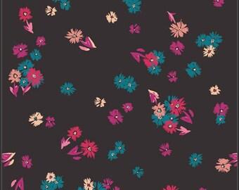 1/2 Yard Art Gallery Fabrics Flower Society, Dreamlike Daisies 99107 designed by AGF Studios