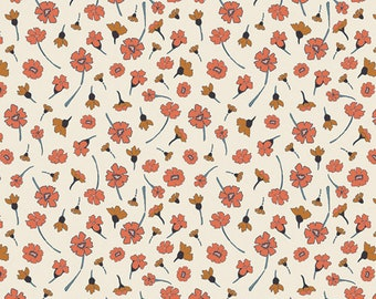 Art Gallery Homebody Homelike Wishes 44952 designed by Maureen Cracknell - Sold in 1/2 Yard Increments