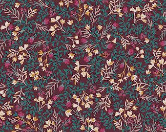 1/2 Yard of Foresta, Floral No 9-  2103 from Art Gallery Fabrics