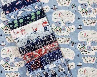 Fabric Bundle of Dear Stella Bootylicious - 11 Prints - Pick your cut