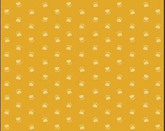 Oh Woof, Pawsome Walk 68686 from Art Gallery fabrics designed by Jessica Swift - Sold in 1/2 yard increments