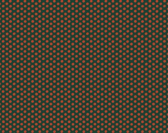 1/2 yard Spot in Forest Kaffe Fassett  fabric - GP070