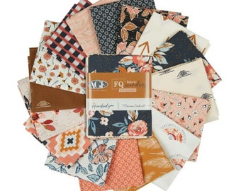 Fabric Bundle Art Gallery Homebody  designed by Maureen Cracknell - 16 Prints - Pick your cut
