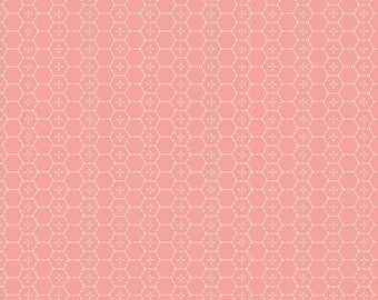 1/2 Yard of Picturesque Bound Treasures in Blush 39456 from Art Gallery Fabrics designed by Katarina Roccella