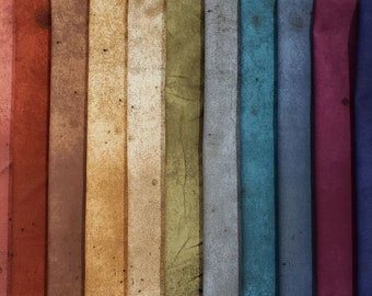 Fabric Bundle Free Spirit Provisions in Mocha designed by Tim Holtz - 12 prints - Pick your cut