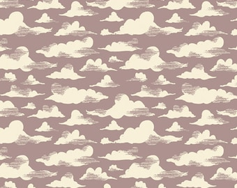 1/2 Yard of Her and History, Willa's Daydream 52784 from Art Gallery Fabrics designed by Bonnie Christine