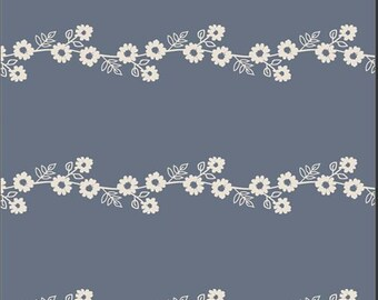 Lilliput, Daisy Chain 56704 from Art Gallery fabrics designed by Sharon Holland - Sold in 1/2 yard increments