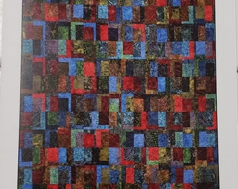 Grand Lake Pattern designed by  Janine Burke