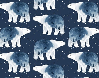 """Dear Stella  MINKY  Brave Enough to Dream P1553 - 58"""" Wide - Sold in 1/2 yard increments"""