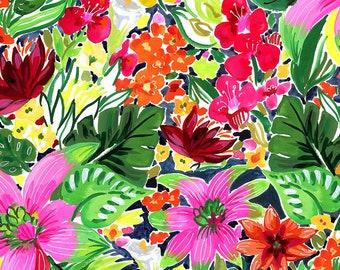 Dear Stella Paradise Found, Jungle Floral 1774 designed by August Wren