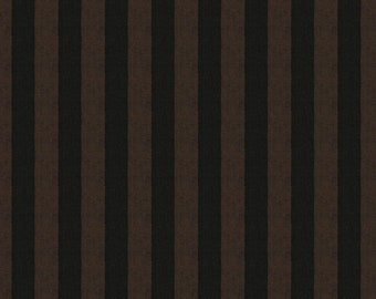 1/2 yard Kaffe Fassett Wide Shot Cotton Stripe in Peat