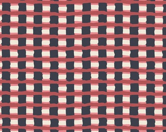 Art Gallery Homebody Comfort Weave 44954 designed by Maureen Cracknell - Sold in 1/2 Yard Increments