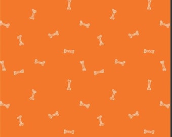 Oh Woof, Breakfast Hour 68683 from Art Gallery fabrics designed by Jessica Swift - Sold in 1/2 yard increments