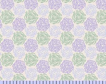 1/2 yard Las Flores 984 Tan designed by Nancy Rink for Studio 37 of Marcus Bros Fabrics
