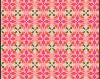 Art Gallery Open Heart, Blooming Essence 24355 designed by Maureen Cracknell - Sold in 1/2 Yard Increments