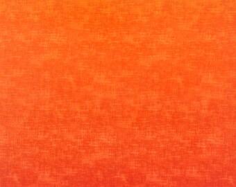 1/2 yard of Timeless Treasure Studio Ombre Sunset fabric C4700