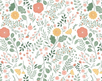 1/2 Yard Dear Stella Sew On and Sew Forth, Sew Lovely 1808
