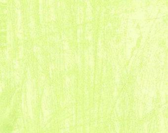 1/2 Yard P&B Textiles, Terra Texture 247YA - Lime yellow