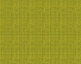 1/2 Yard Andover Entwine Static G in Citrus designed by Giucy Giuce.  Woven Yarn Dye Dobby fabric