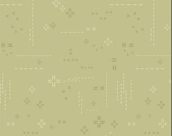 1/2 Yard Art Gallery Fabrics Decostitch in Subtle Sage DSE 723