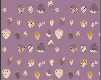 Lilliput, Berry Picking 56701 from Art Gallery fabrics designed by Sharon Holland - Sold in 1/2 yard increments