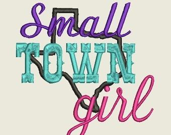 Small Town Girl-Texas