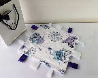 Pixie Dust - Plush Trendy Taggie Blanket