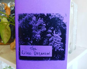 The Lilac Dreamer: A Poetry Zine (FREE SHIPPING!)