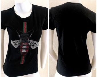 d964aba7db53 Gucci Inspired Bead Shirt