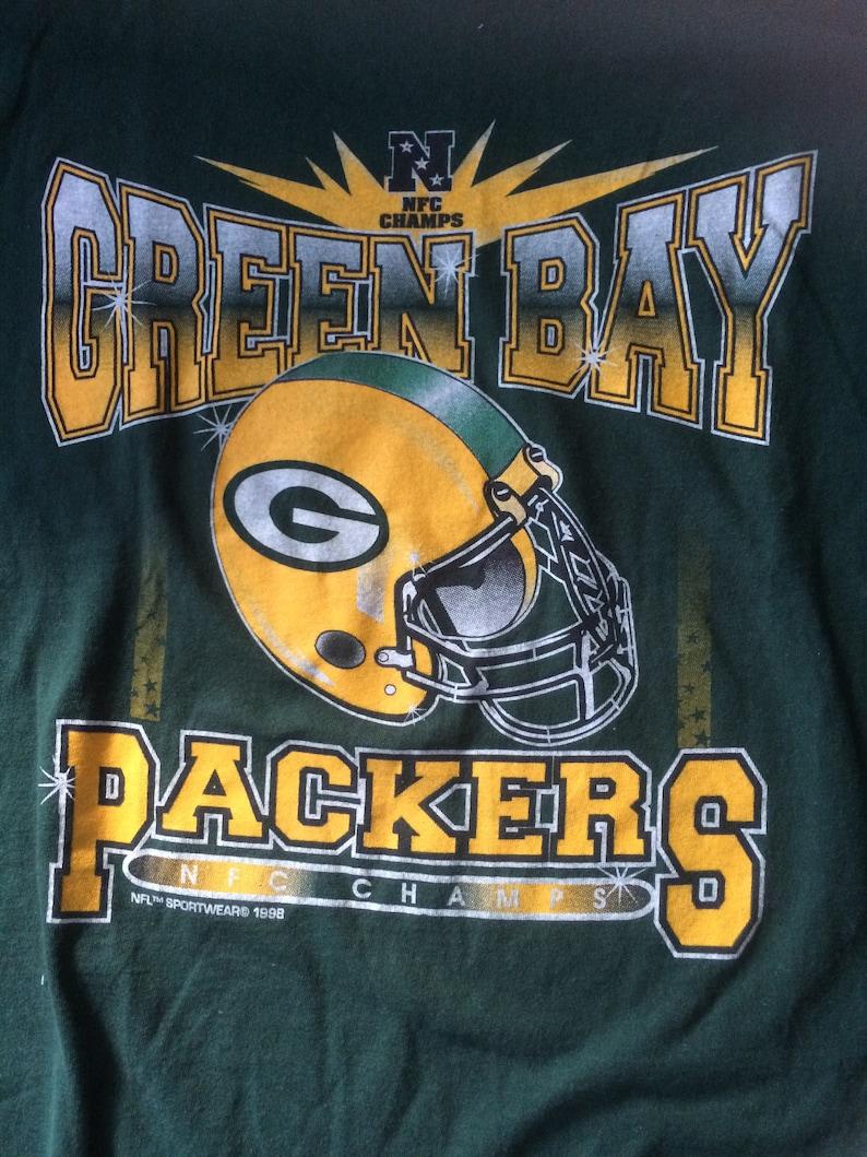 green bay packers custom t shirt