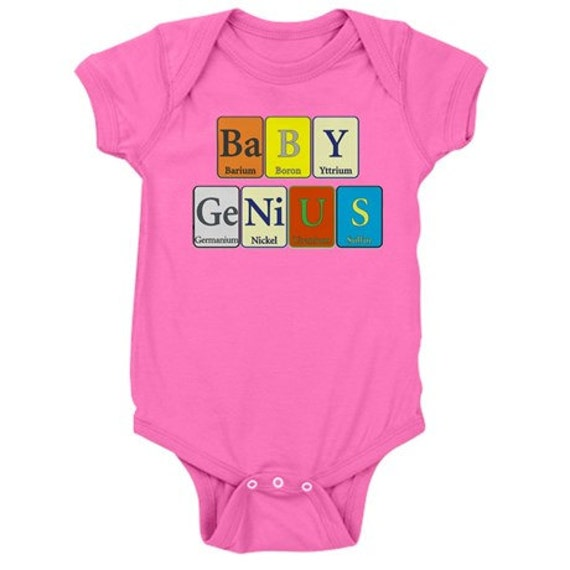 Future Genius Just Like My Uncle Cute Newborn Toddler Baby Bib