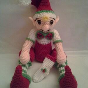 Elfo gambe lunghe realizzato da Sonia... - Schemi amigurumi ... | 300x300