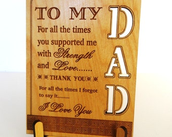 Fathers Day Dad Gift