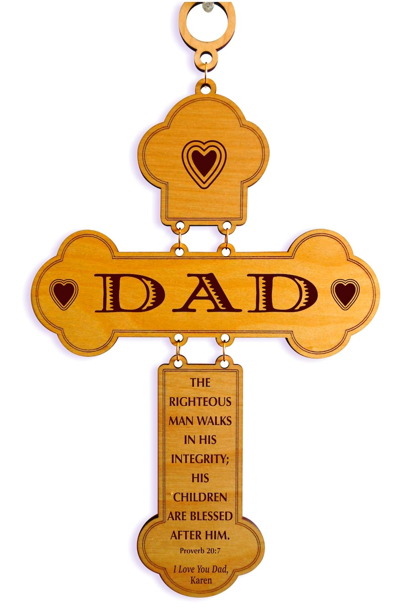 8a6f1da3c7135 Christian Gift for Dad from Son Daughter Men Birthday