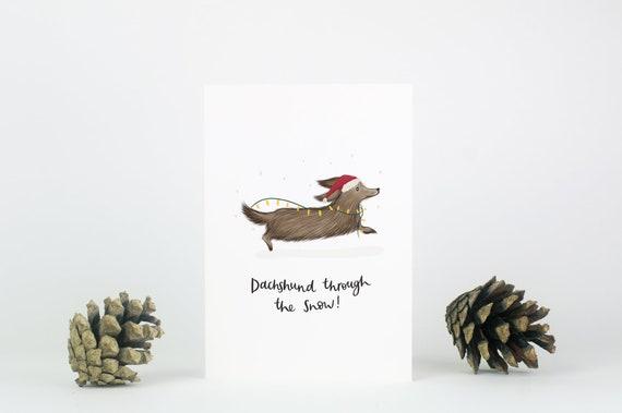 nackte familienweihnachtskarte