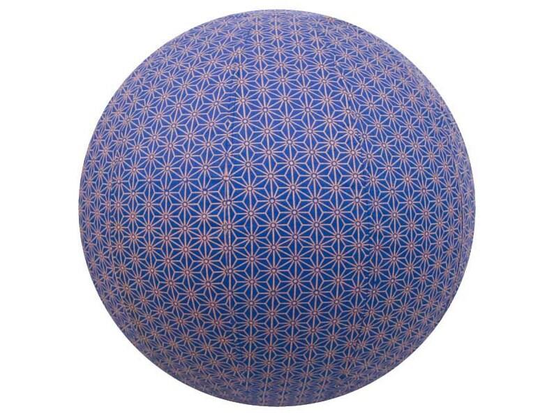 65cm Yoga Ball Cover balance ball cover exercise ball cover image 0