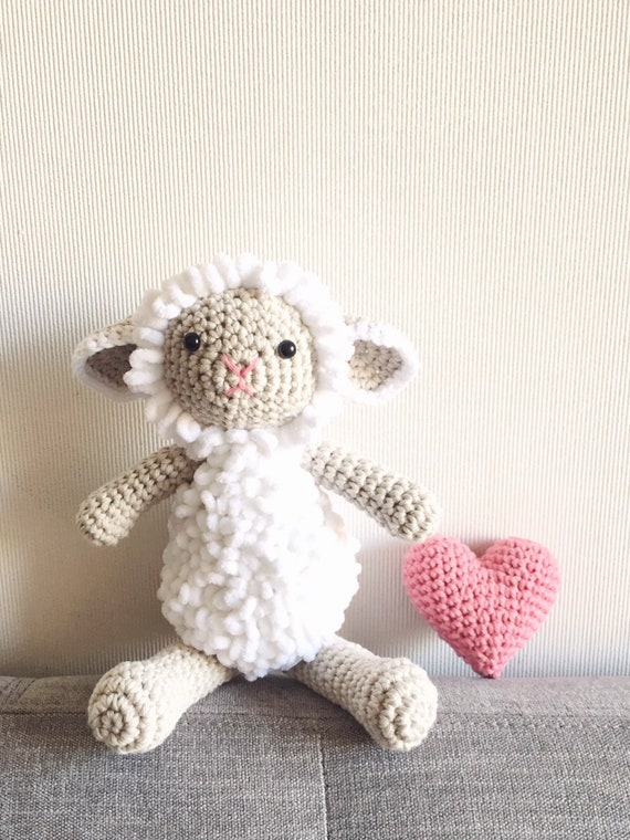 crochet lamb - PATTERN : Sheep - Amigurumi - Sheep - Amigurumi ...   760x570