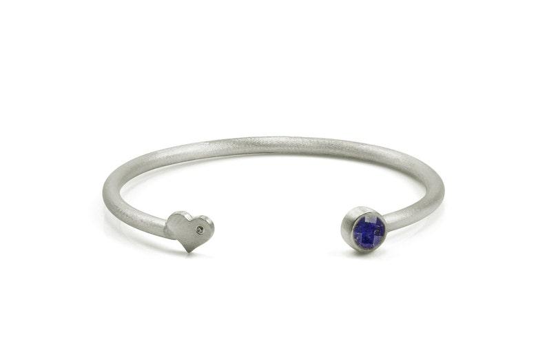 Silver lapis bracelet,silver cuff bracelet,sterling silver cuff,delicate thin cuff,thin silver bracelet,Lapis lazuli