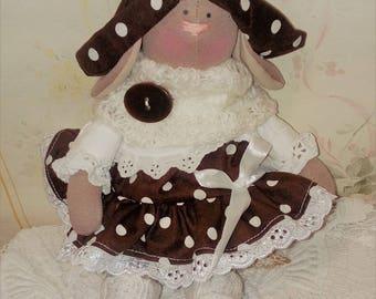 textile doll - Tilda doll -Tilda bunny - Easter - bunny