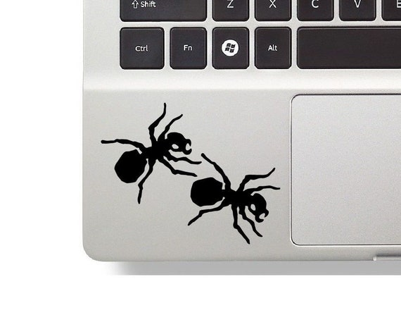 "Personalised custom name Decal Macbook laptop batman style sticker 20cm 8/"" Long"